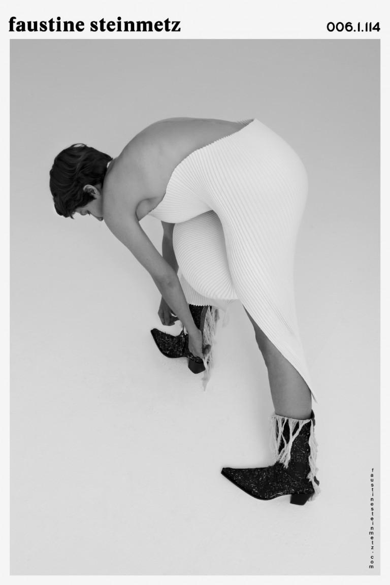 Thomas Geoffray Faustine Steinmetz SS16 Shot By Arnaud LAJEUNIE